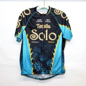 Cannondale Solo Tequila Mexico mens cycling jersey